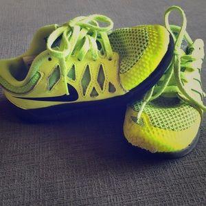Boys Nike's shoes